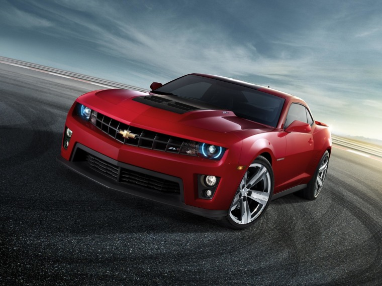 GM recalls another 89,000 vehicles, including Chevy Camaros