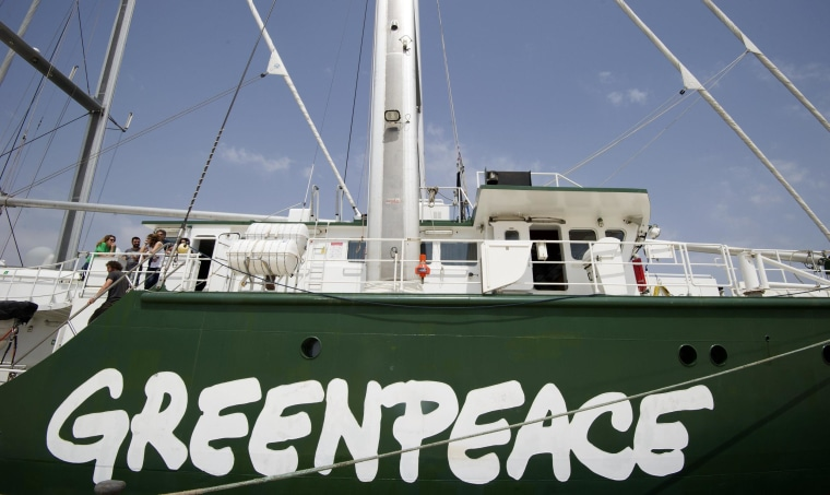 Greenpeace has suffered a $5.2 million loss on an ill-timed bet in the currency market by a well-intentioned — if reckless — employee in its financial unit.