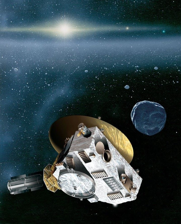 Kerberos Moon Of Plluto: Hubble Space Telescope Seeks New Targets For Pluto Probe