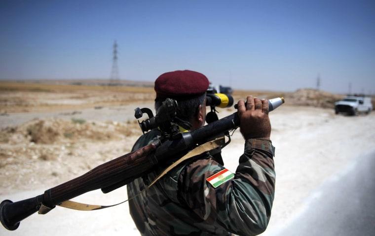 Image: Unrest in Iraq