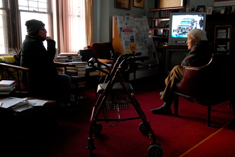 Grace Lee interviews Grace Lee Boggs.