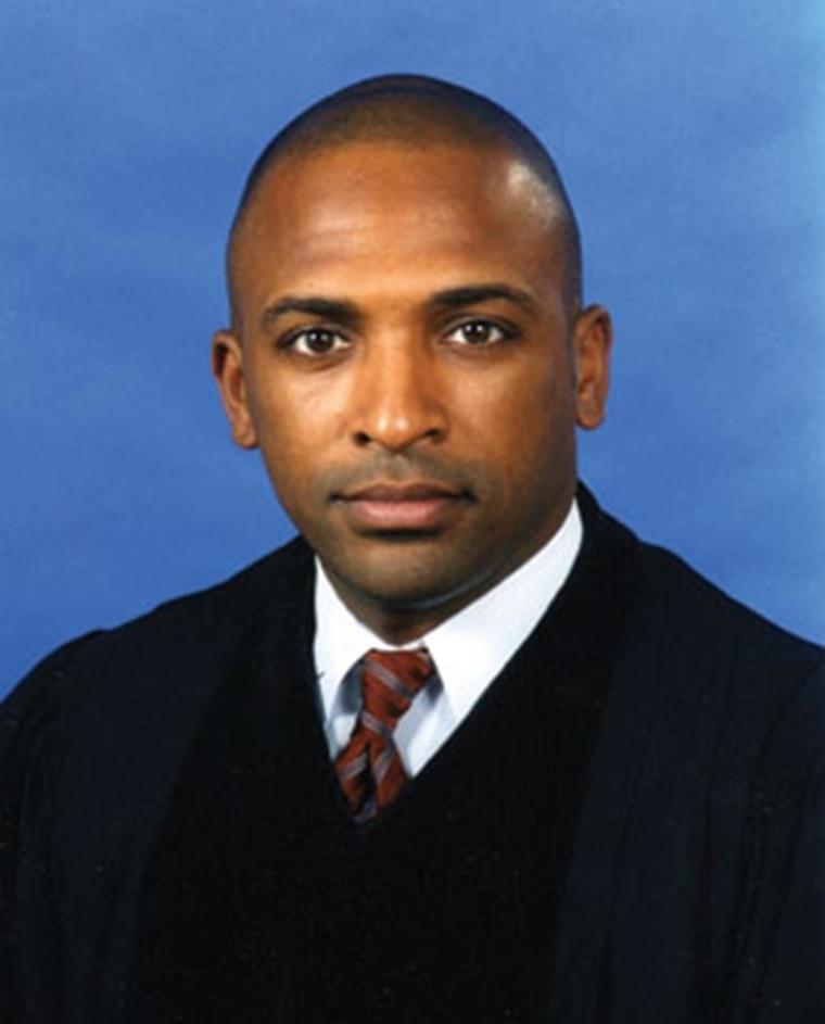 Image: Judge Darrin Gayles