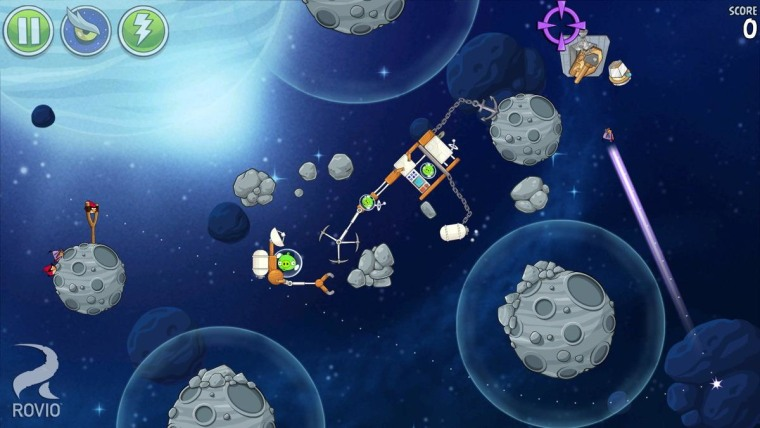 'Beak Impact': Angry Birds and NASA Team Up Again for New Game