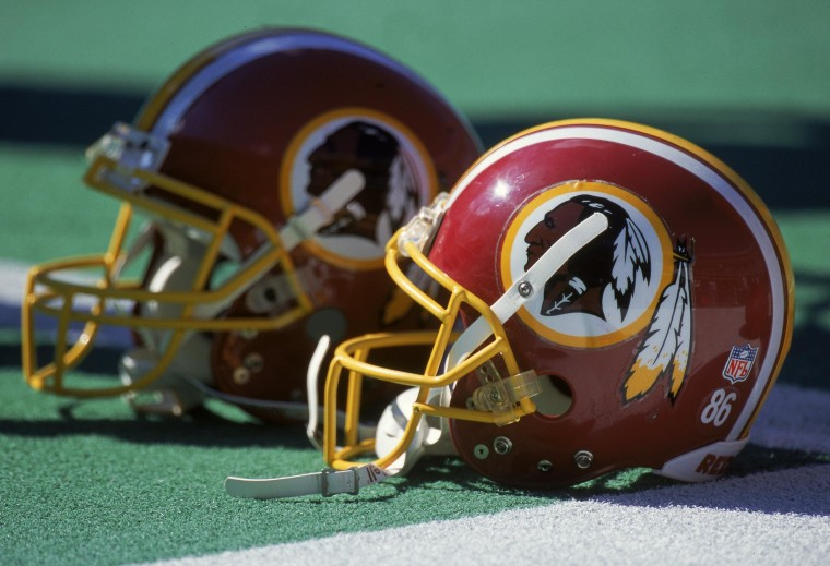 The U.S. Patent Office has ruled that the  Washington Redskins nickname is disparaging to Native Americans and the federal trademarks for the teams name must be canceled.