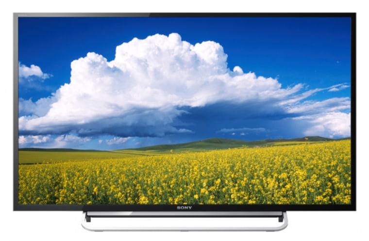 Sony KDL-40W600B (40-Inch LED)