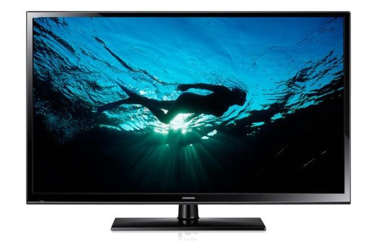 Samsung PN43F4500 (43-Inch Plasma, 720p)