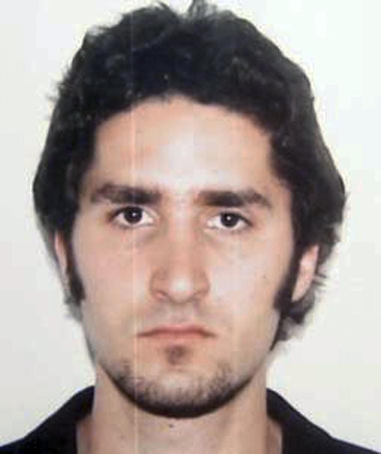 Image: Wilfredo A. Cardenas Hoffman, of El Hatillo, Venezuela, arrested on June 21 at Miami International Airport.