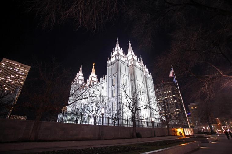 Image: Mormon Temple