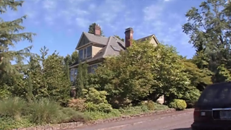 Image: The historic home in Portland Google executive Kevin rose almost tore down