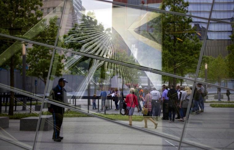 Image: 9/11 Memorial Museum