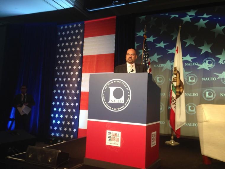 Image: Arturo Vargas, NALEO's executive director