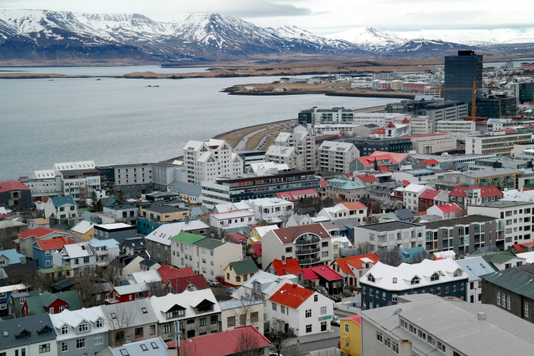 Image: Daily Life In Reykjavik