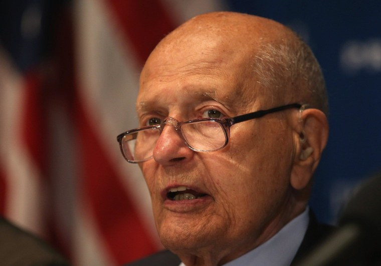 Image: Rep. John Dingell (D-MI) Delivers Farewell Address At The National Press Club
