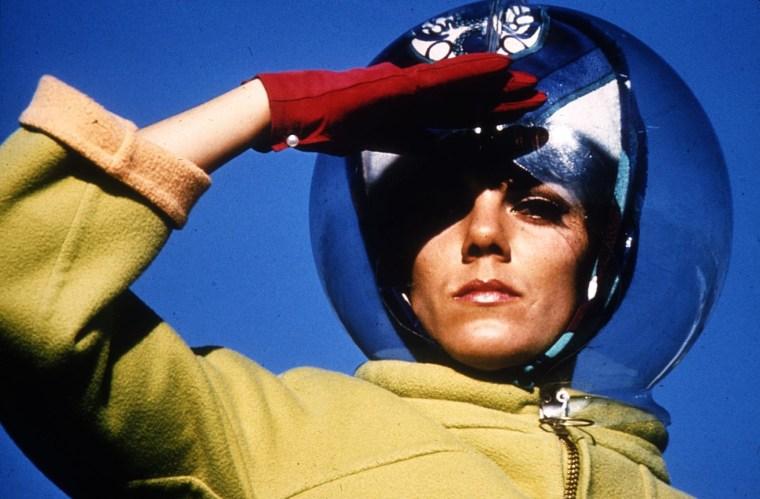 Image: Braniff Bubble Helmet