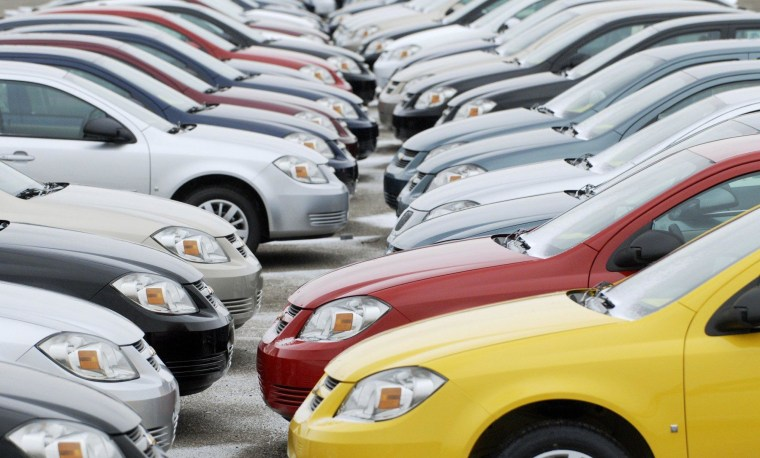 Image: General Motors faces a flurry of lawsuits resulting from its recall of 1.6 million cars for a faulty ignition key.