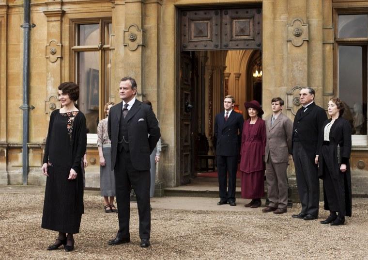 Image: Downton Abbey Series 3