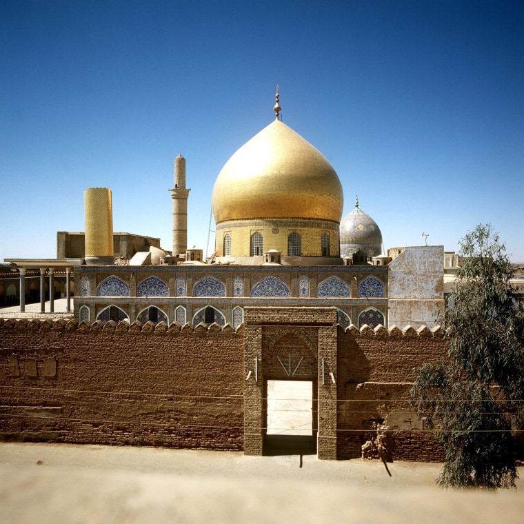Image: Al-Askari Mosque in Samarra, Iraq