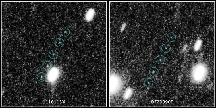 Hubble Finds Worlds Beyond Pluto (and Looks for More)