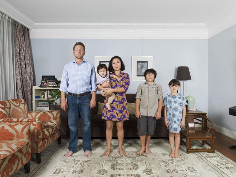 Image: The Snodgrass family