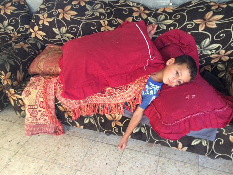 Israeli Airstrike Targeting Hamas Destroys Family Home