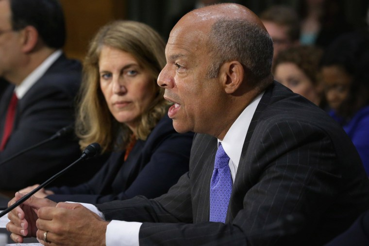DHS Head: Funds an 'Absolute Necessity' to Address Border Crisis