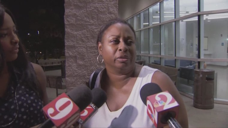Foster mother Monique Williams, 53, bonded out of jail Friday morning, less than one day after leaving a 15-month-old boy inside a hot vehicle while she was shopping at a supermarket in Apopka.