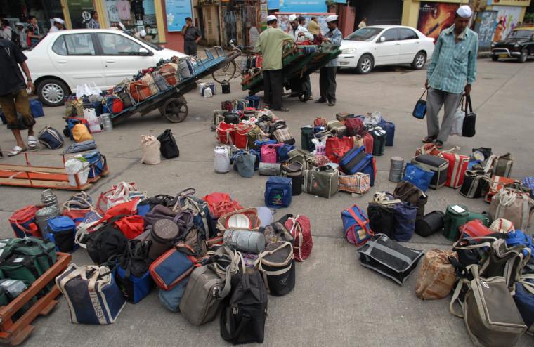 India's dabbawalas