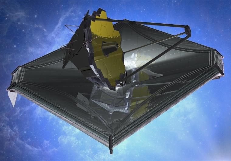 Image: James Webb Space Telescope