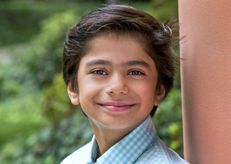 """Neel Sethi will star in Disney's """"The Jungle Book"""""""
