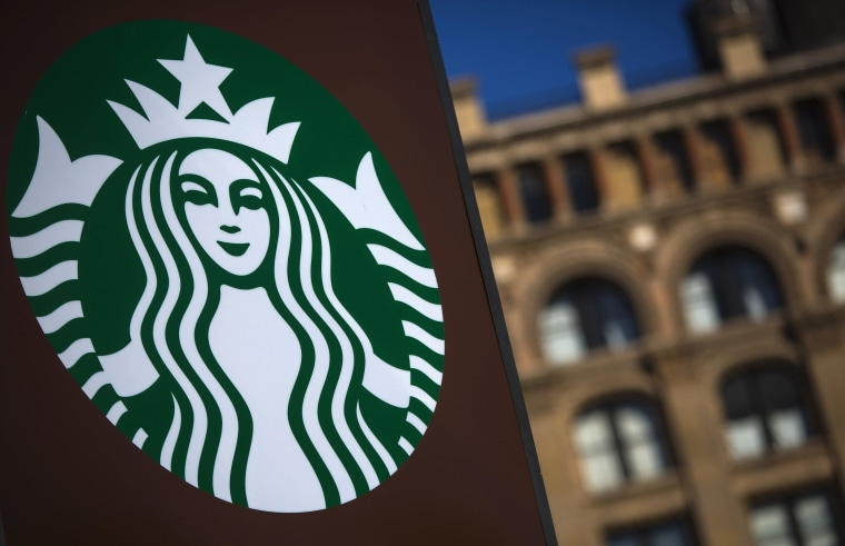 Image: File photo of s Starbucks store is seen in New York