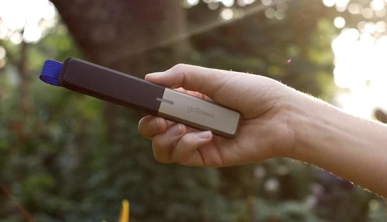 No Signal? No Problem  GoTenna Lets Phones Connect Off The Grid