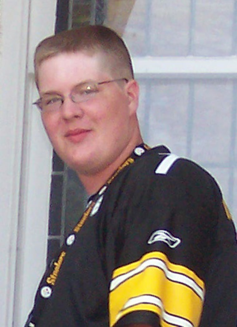 Image: Eric Rash, 15, of Nottoway County, who committed suicide in 2011.