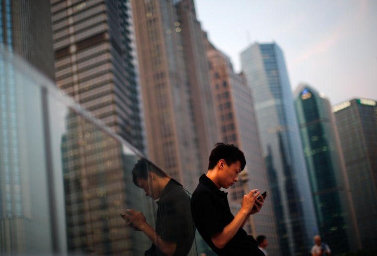 More People in China Now Go Online With Mobile Devices Than PCs
