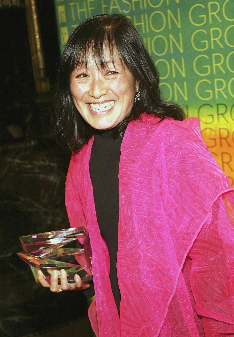 Image: Architecture Award honoree, Billie Tsien attends The Fashion Group International's 21st Annual Night of Stars at Cipriani's 42nd Street on Oct. 28, 2004 in New York City.