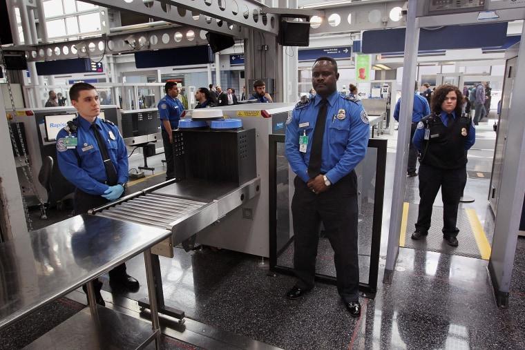 Image: FILE: TSA To Raise Ticket Fee