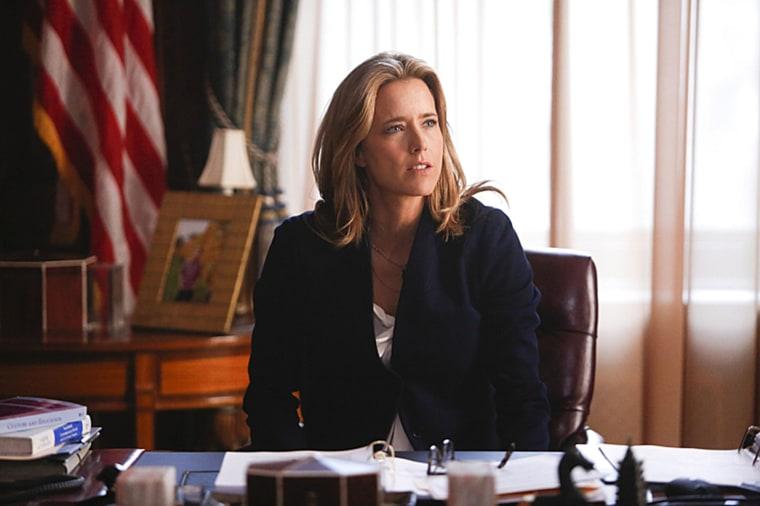 image: Tea Leoni as Elizabeth McCord in 'Madam Secretary'