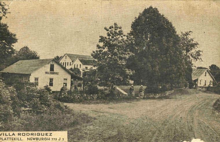 Image: Villa Rodriguez, in Plattekill, NY