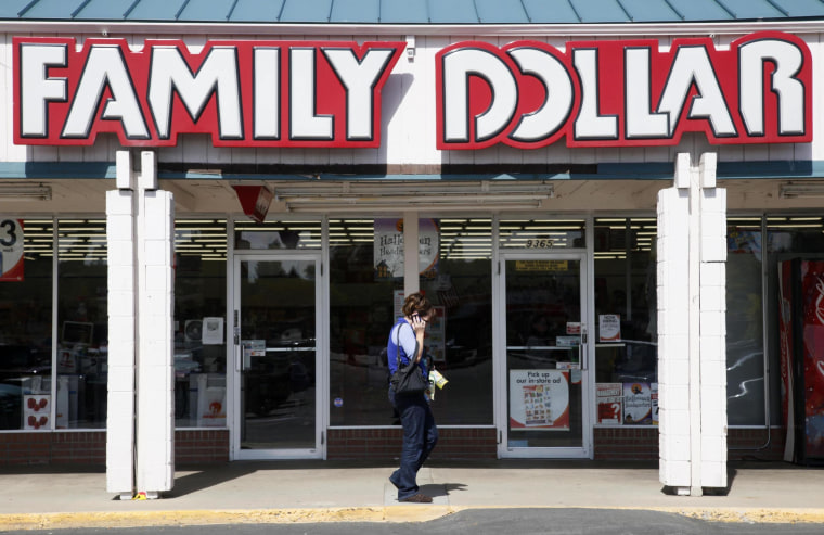 Dollar Tree says it will acquire discount rival Family Dollar in a deal worth $8.5 billion, creating a chain of 13,000 stores across the U.S. and Canada.