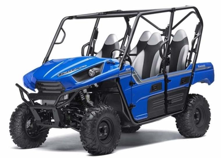 Image: Kawasaki Teryx4 750 4x4