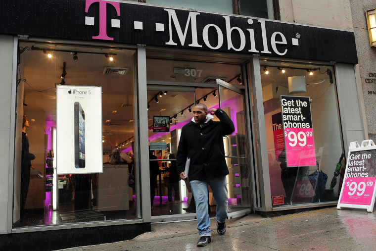 Image: T-Mobile Gets Bid From Iliad
