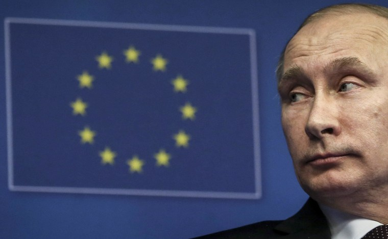 Image: President of Russia Vladimir Putin