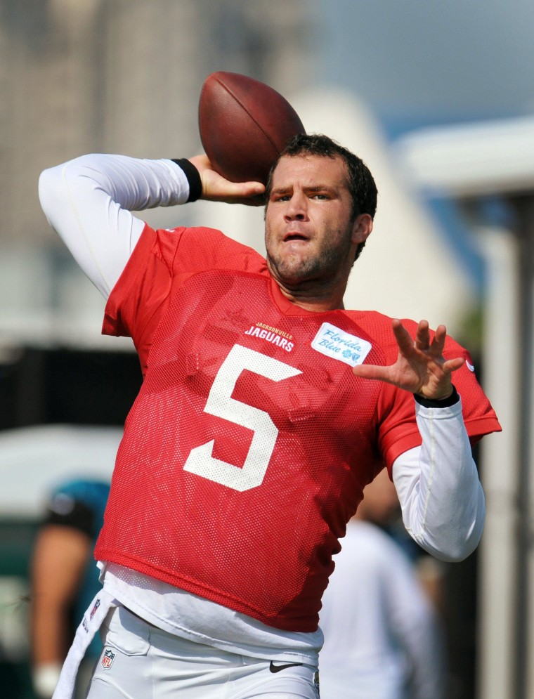 No. 3 Pick Bortles Earns 'Rave Reviews' for Jags