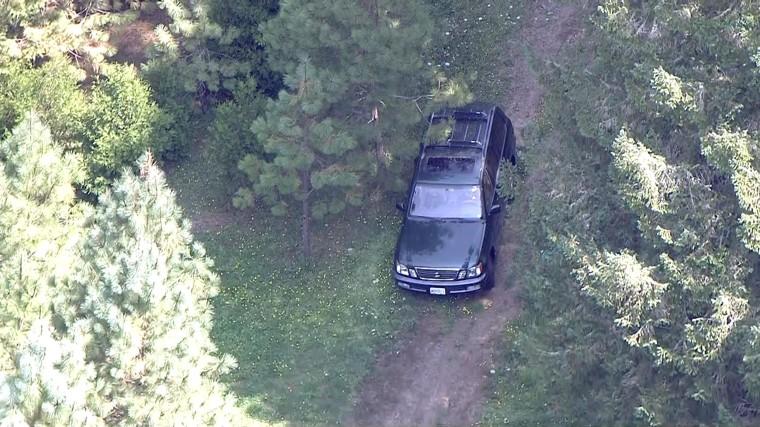 Image: Jennifer Huston was found dead near her SUV