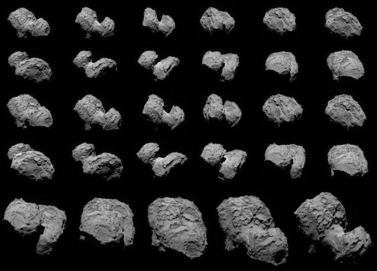 Image: Comet images