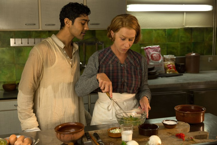 In 'The Hundred-Foot Journey,' Manish Dayal stars as an Indian transplant to southern France, where his family opens a restaurant. Dayal stars alongside Helen Mirren, who plays the proprietress of a classical, Michelin-starred French restaurant across the street.