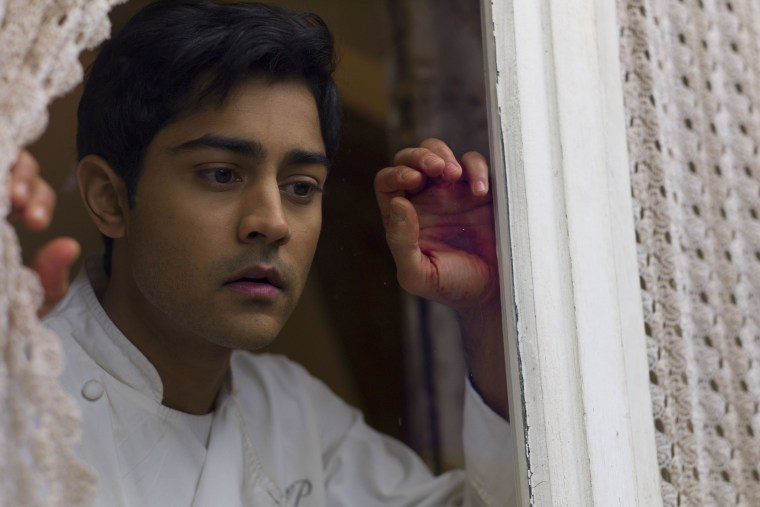 Dayal drew from his family's own experiences to better relate to his character, Hassan, even down to the food. The film's iconic omelet recipe is actually a spin on a family favorite.
