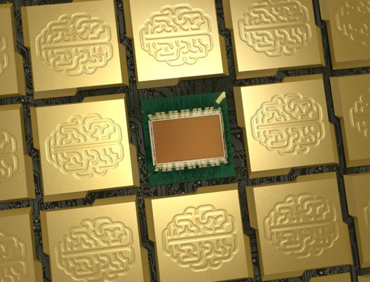 Brain-Inspired IBM Chip Puts Traditional Computers To Shame