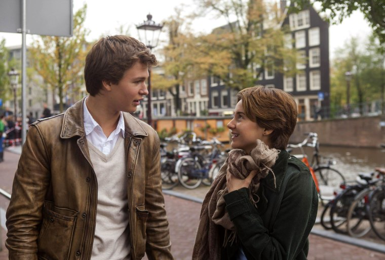 """Image: A scene from """"The Fault In Our Stars"""""""