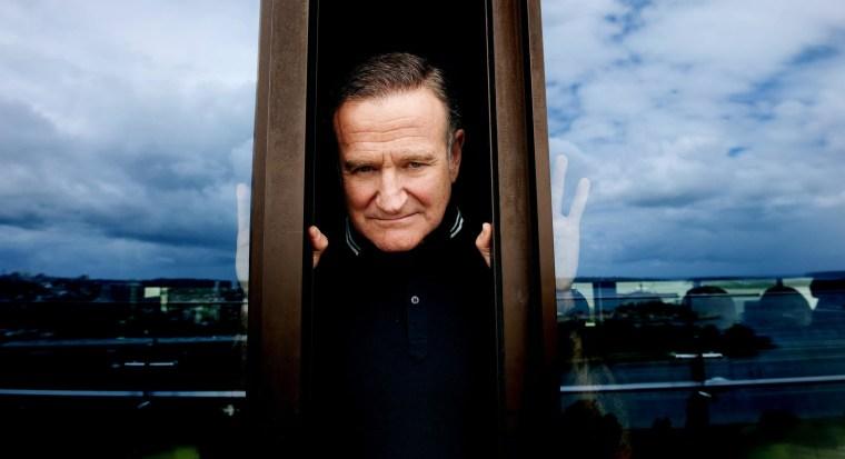 Image: Robin Williams found dead in his home in California