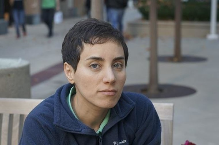 Iranian-born Stanford Professor Maryam Mirzakhani is the recipient of the 2014 Fields Medal, the top honor in mathematics. She is the first woman in the prize's 80-year history to earn the distinction.